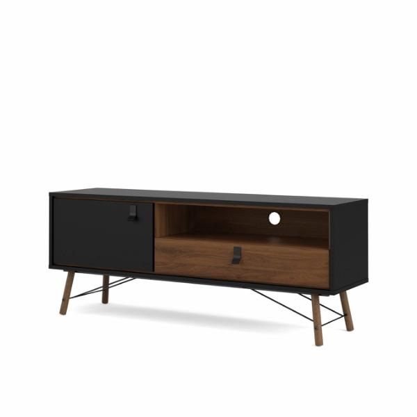 Ry TV-unit 1 door + 1 drawer