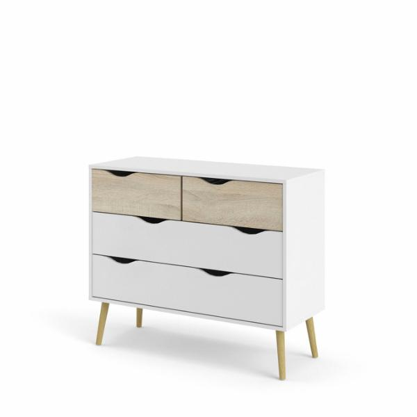 Oslo Chest 4 drawers